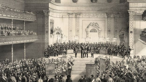 The United Grand Lodge of England originated in the early 16th Century