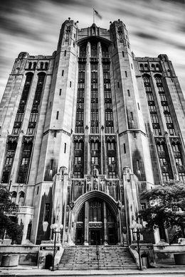 Detroit Masonic Temple - The world's largest Masonic temple