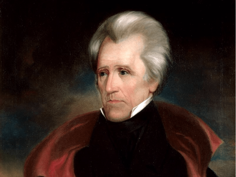 Andrew Jackson, Freemasons