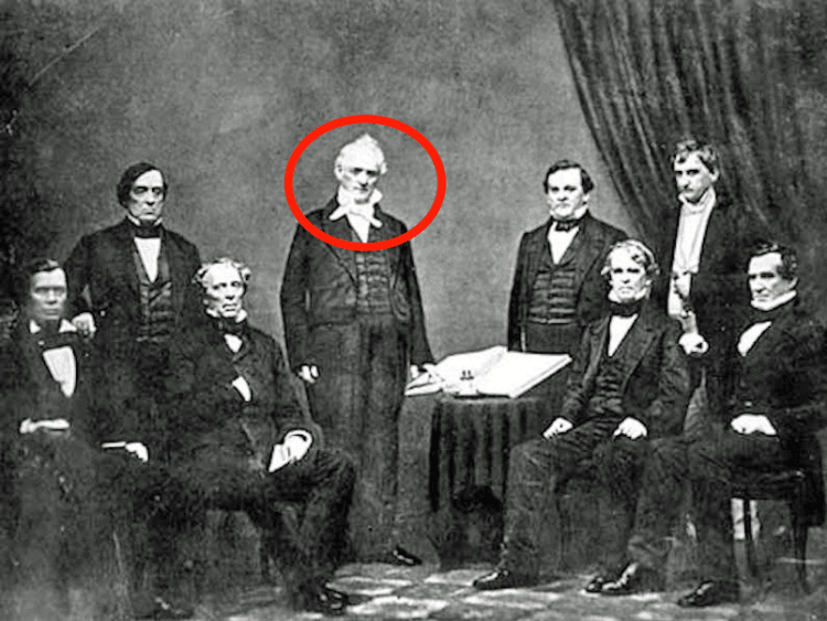 James Buchanan, Freemasons