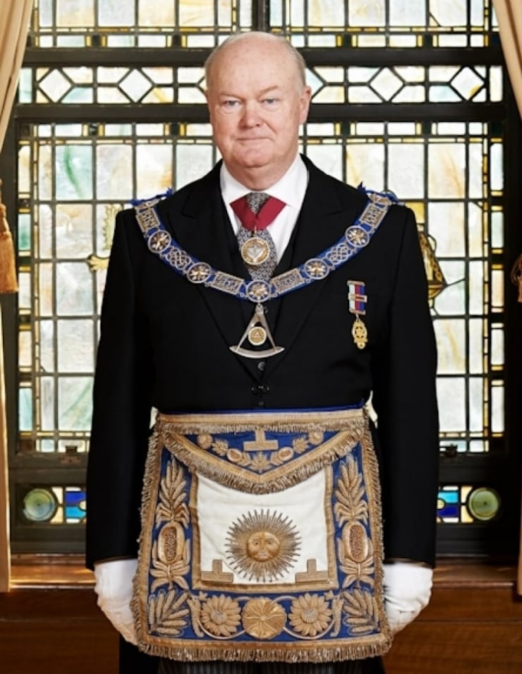 AN ADDRESS BY THE MW THE PRO GRAND MASTER PETER LOWNDES