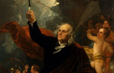 10 Most Outrageous Things Benjamin Franklin Ever Did