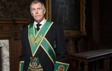 What we learned from BBC documentary on Freemasons