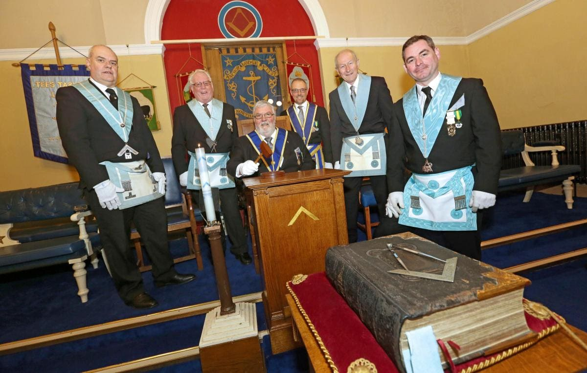 Northallerton's Masonic Hall invites public to find out about Freemasonry