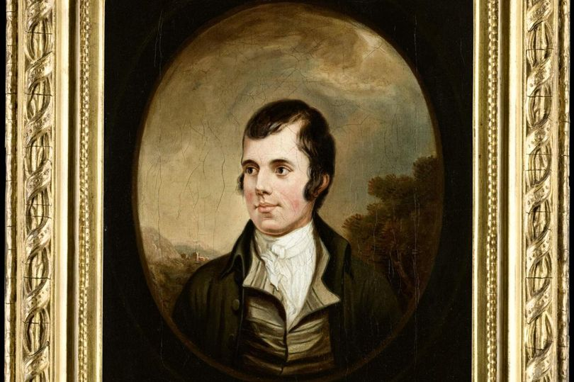 "Robert Burns paintings found to contain ""hidden' Masonic signs"