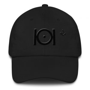 Masonic Embroidered Baseball Caps
