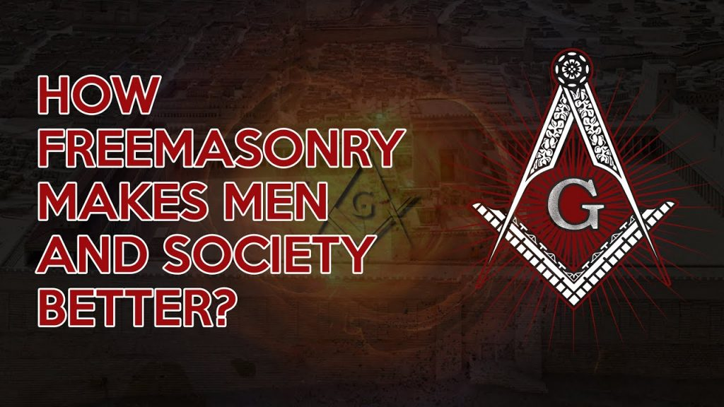 How Freemasonry Have Been Making Good Men Better