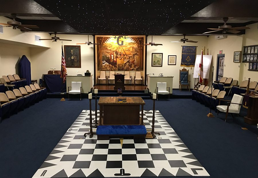 How to find a Masonic Lodge?