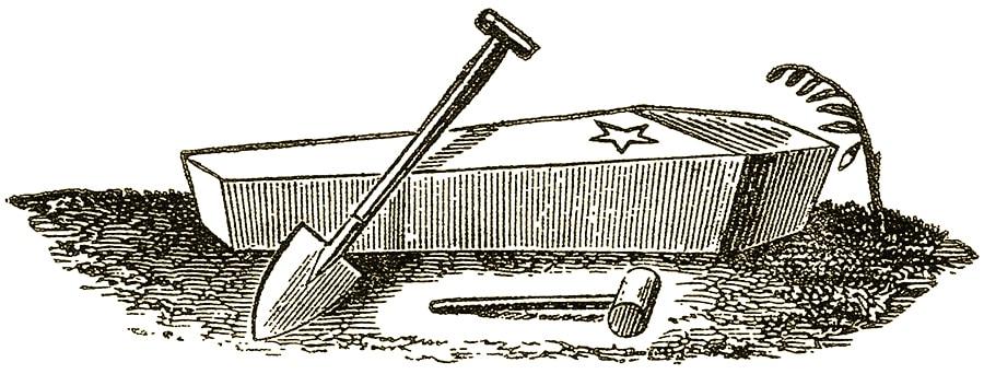 Masonic Coffins