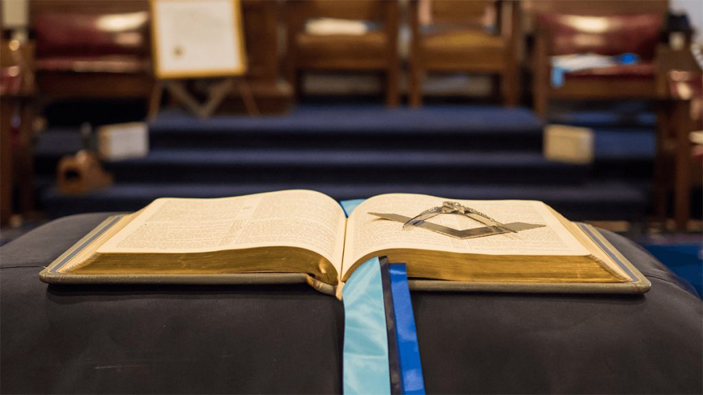 The Masonic Bible. Freemasonry and the Bible