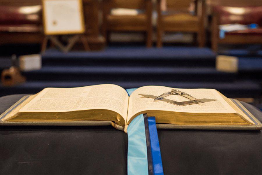 The Masonic Bible. Freemasonry and the Bible