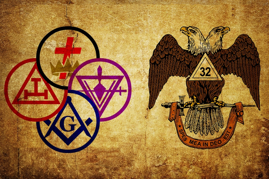 York Rite vs Scottish Rite Masonry
