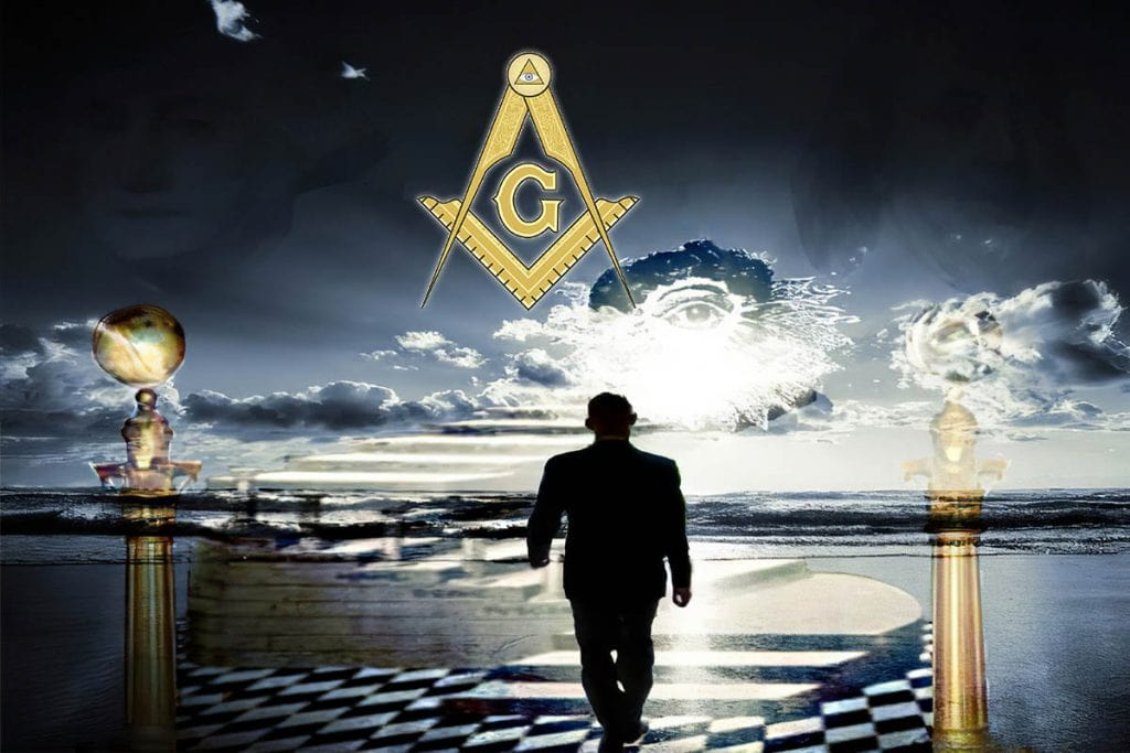 2B1ask1. The Only Way to Become a Freemason