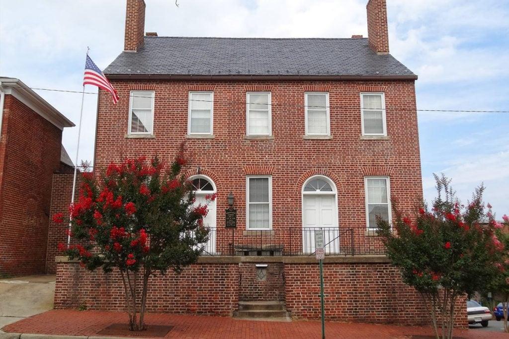 Fredericksburg Masonic Lodge No 4