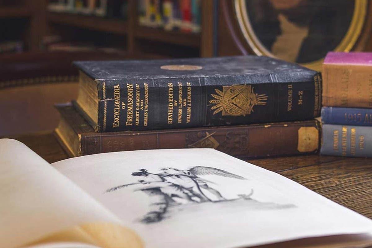Freemasonry Books