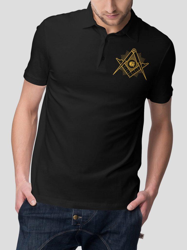 Master Mason Polo Shirts