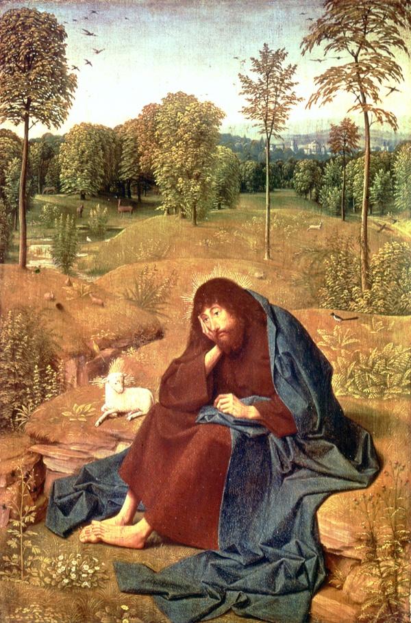 St. John the Baptist. Image - Britannica