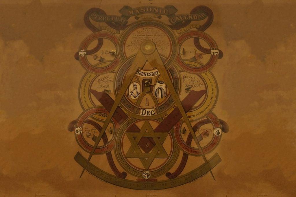 The Masonic Calendar