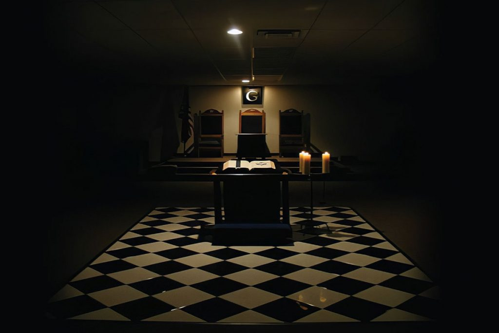The significance of the Masonic altar