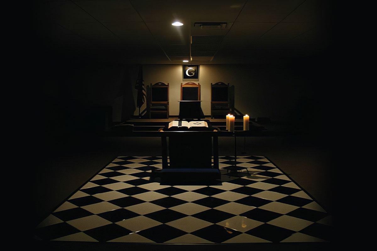 The Masonic Altar