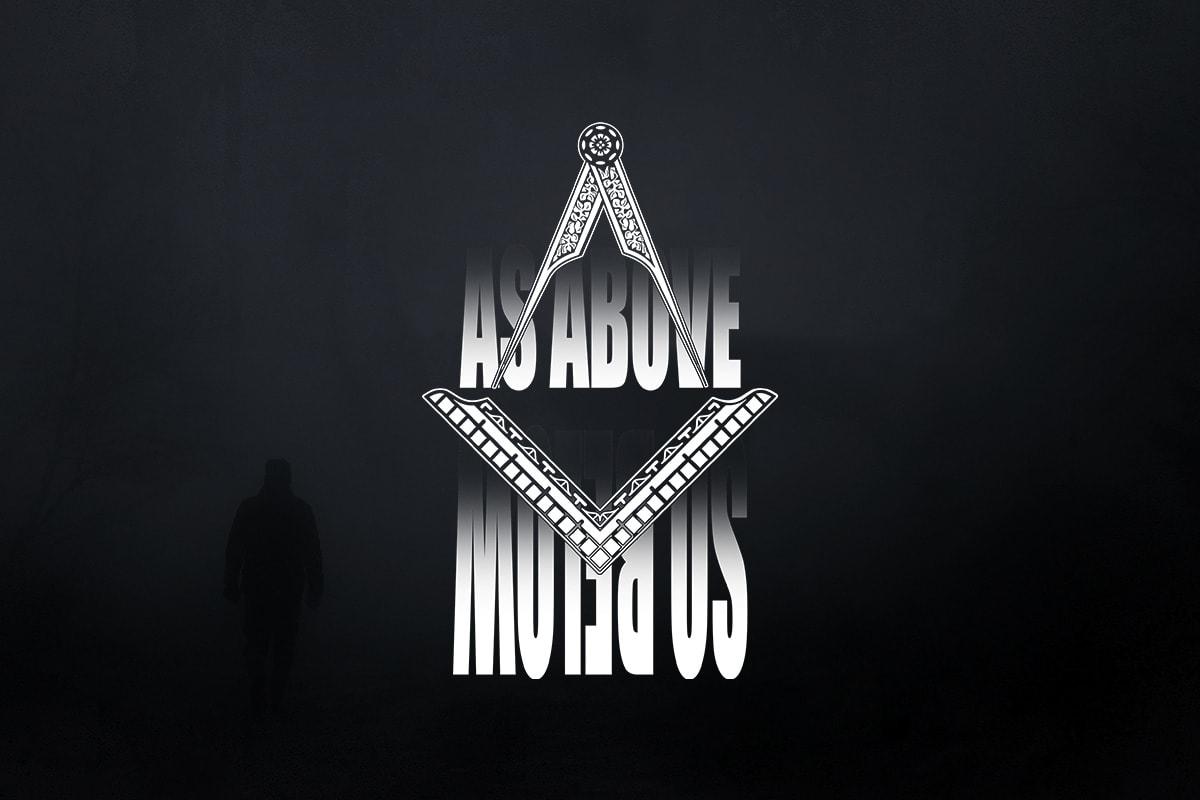 As Above, So Below in Freemasonry