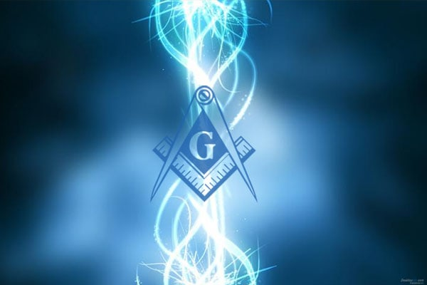 Blue color Freemasonry
