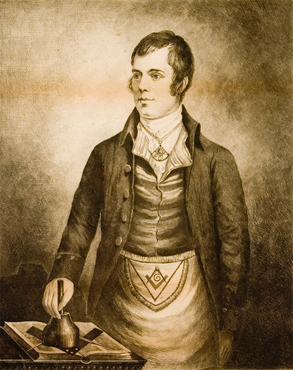 Robert Burns Freemason
