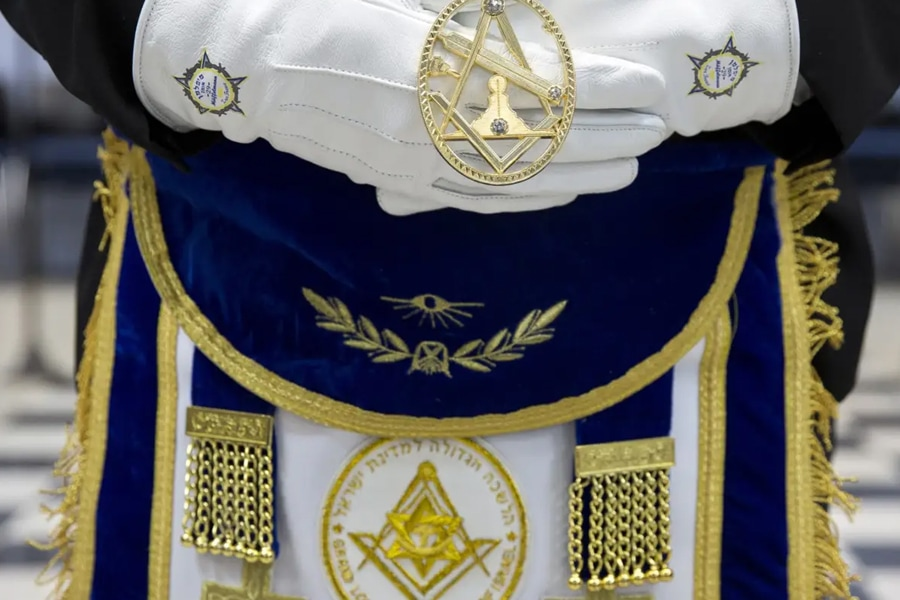 The Masonic dress code