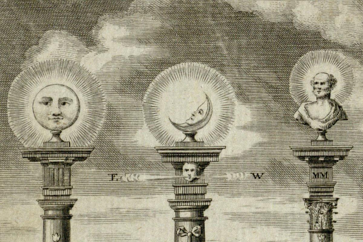 The Sun, Moon, and Stars