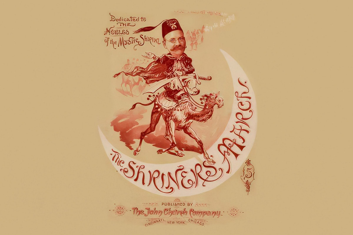 The story of the Shriners, and is it rooted in Islam