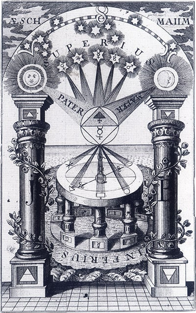 The pillars within Freemasonry