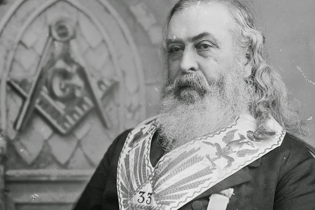 Albert Pike Freemason