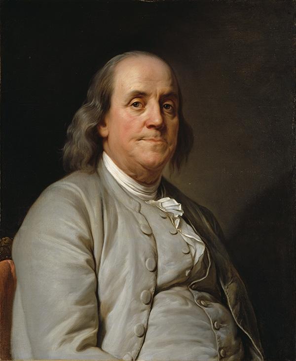 Brother Benjamin Franklin Freemason