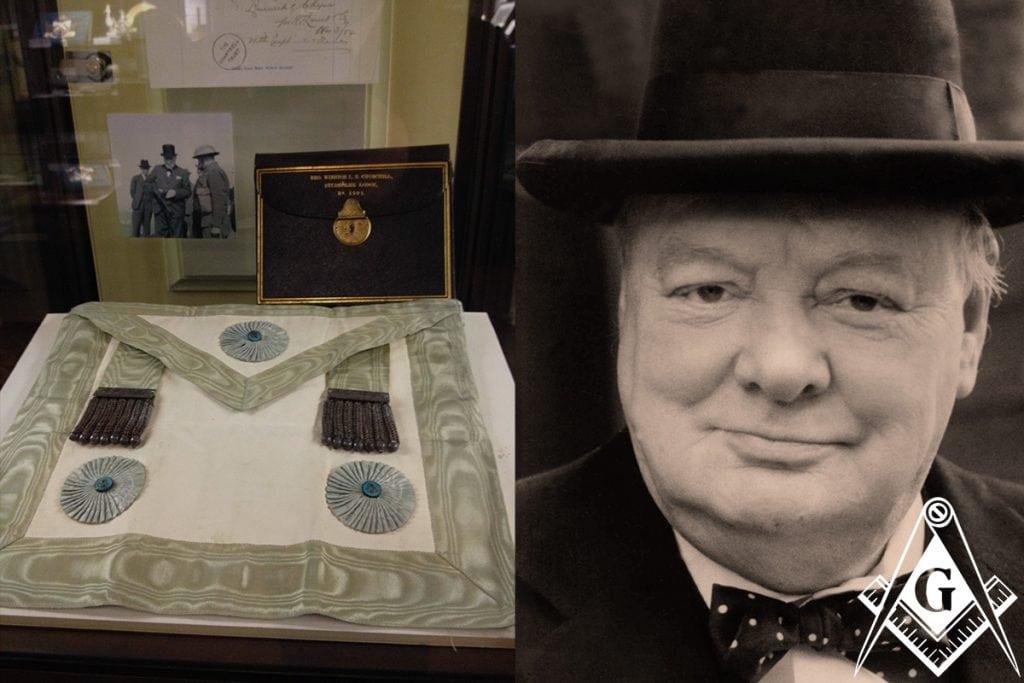 Brother Winston Churchill