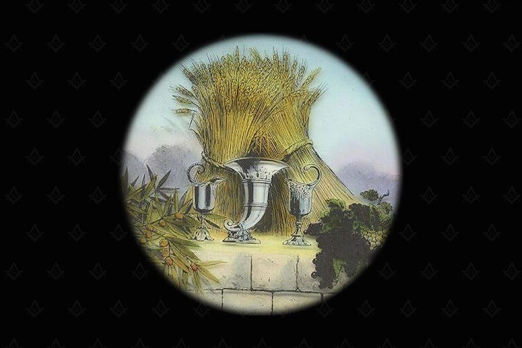 The Masonic Sheaf of Corn