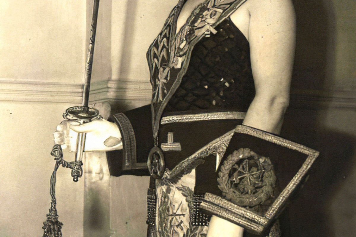 The role of women in the history of Freemasonry