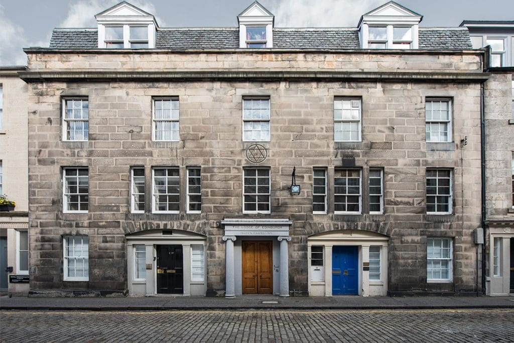 Where is the Oldest Masonic Lodge in the World?