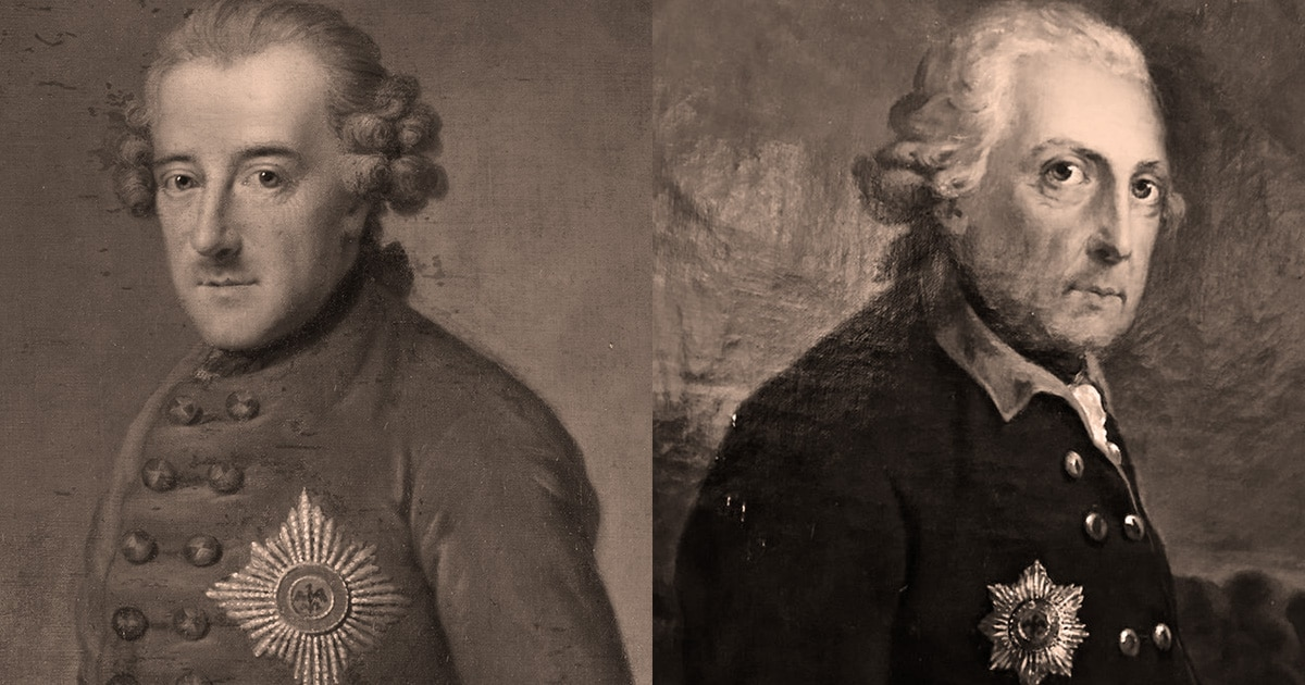 Brother Frederick the Great