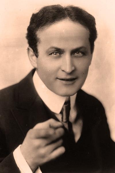 Harry Houdini Freemason