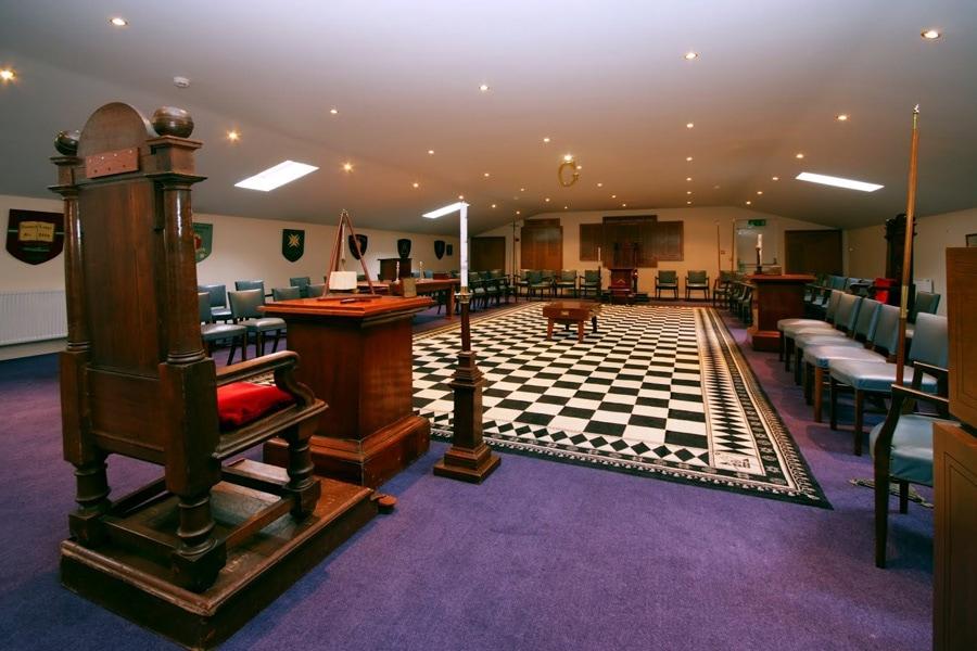 Masonic Lodge Meeting