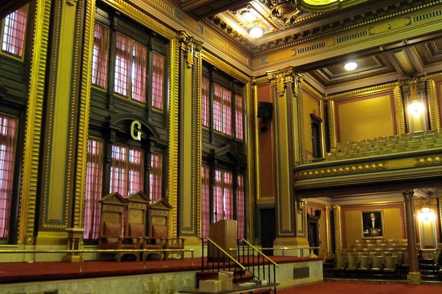Masonic Hall in New York City