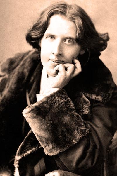 Oscar Wilde Freemason