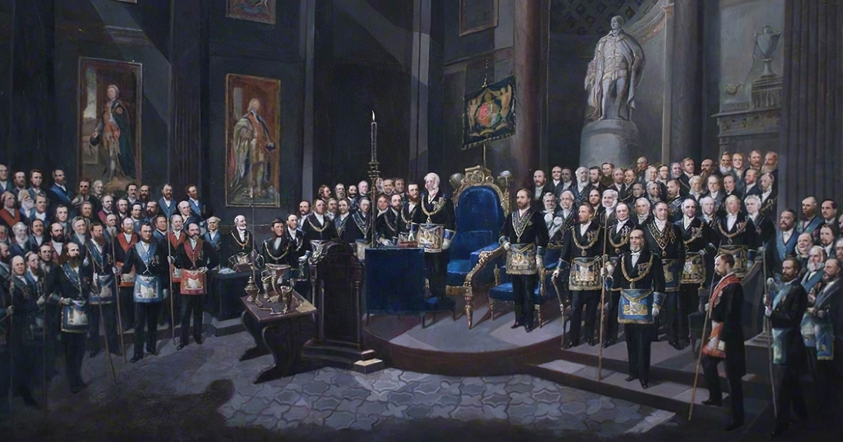 The 'Obscure' Origins of Freemasonry