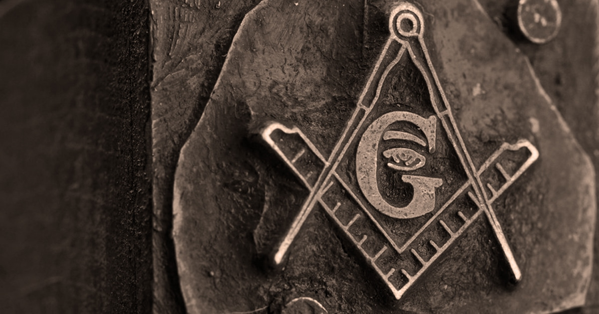 The Only Way to Become a Freemason