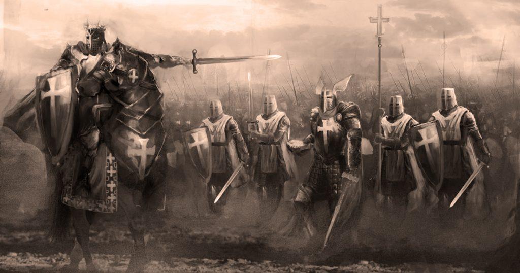The Origins of the Knights Templar