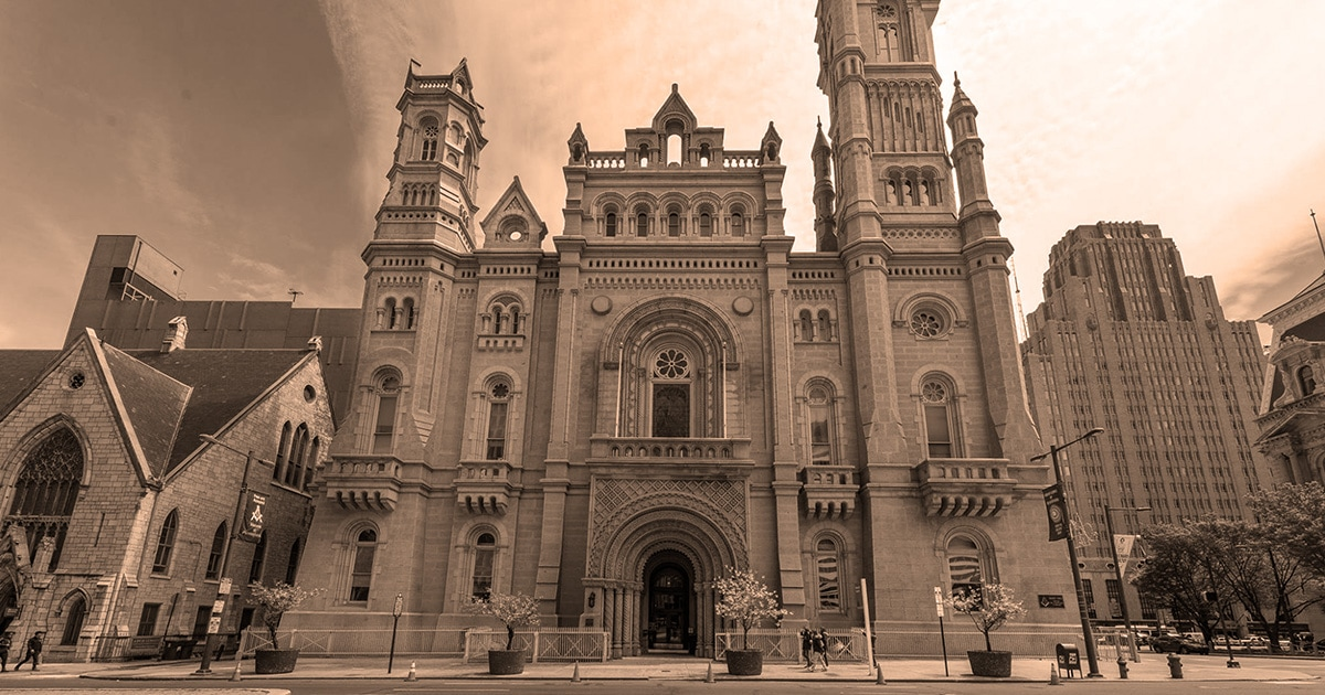 The Philadelphia Masonic Temple: One of the Wonders of the Masonic World