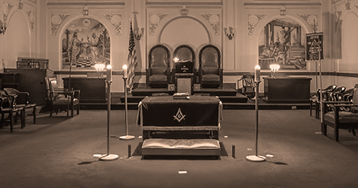 What is Meant by the Blue Lodge of Freemasonry?