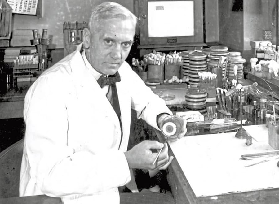 Brother Alexander Fleming OG