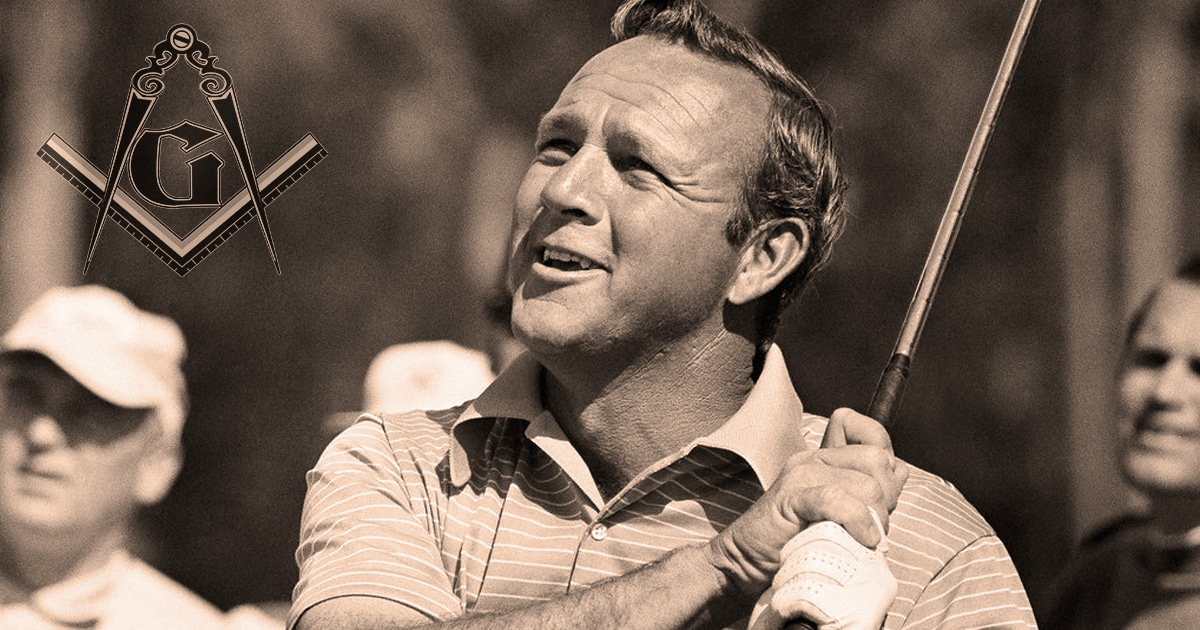 Brother Arnold Palmer