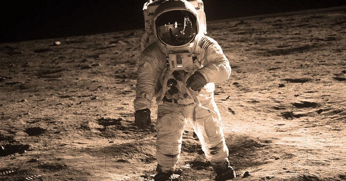 Brother Buzz Aldrin